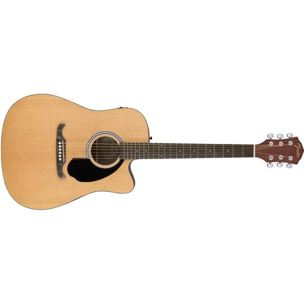 Fender Fender FA-125CE Dreadnought, Natural