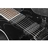 Ibanez RG5328LDK RG Prestige 8str Electric Guitar w/Case - Lightning Through A Dark