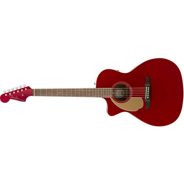 Fender Fender Newporter Player LH, Walnut Fingerboard, Candy Apple Red