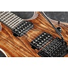 Ibanez RGA60ALABL RGA Axion Label 6str Electric Guitar - Antique Brown Stained Low Gloss