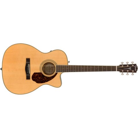 Fender PM-3 Triple-0 Standard, Ovangkol Fingerboard, Natural w/case
