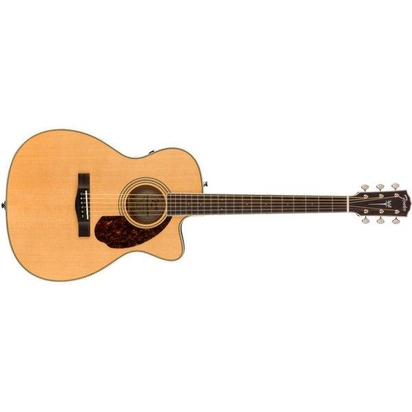 Fender Fender PM-3 Triple-0 Standard, Ovangkol Fingerboard, Natural w/case
