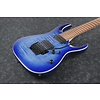 Ibanez RGA7420FMBLF RGA Standard 7str Electric Guitar - Blue Lagoon Burst Flat