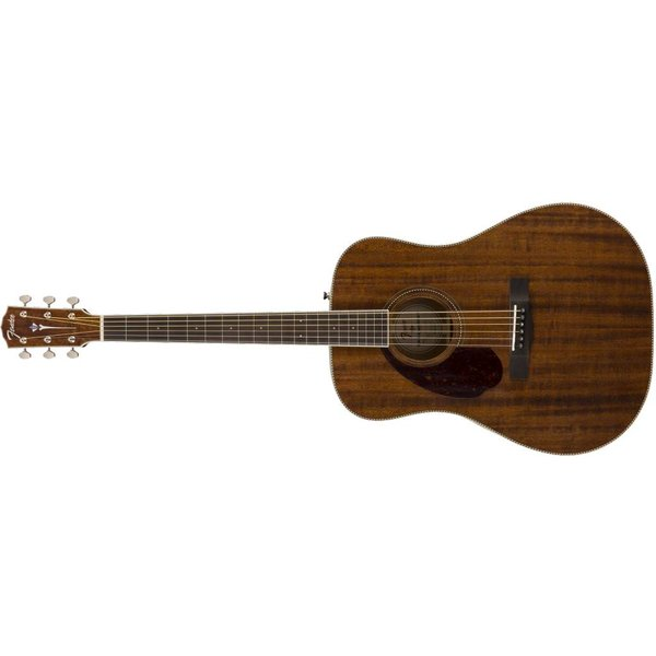 Fender Fender PM-1 Dreadnought LH, Ovangkol Fingerboard, All-Mahogany w/case