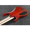 """Ibanez RGIR9FMEFDF RG Iron Label 9str Electric Guitar (28"""" scale) - Faded Denim Burst Flat"""