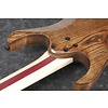 """Ibanez RGIXL7ABL RG Iron Label 7str Electric Guitar (27"""" scale) - Antique Brown Stained Low Gloss"""