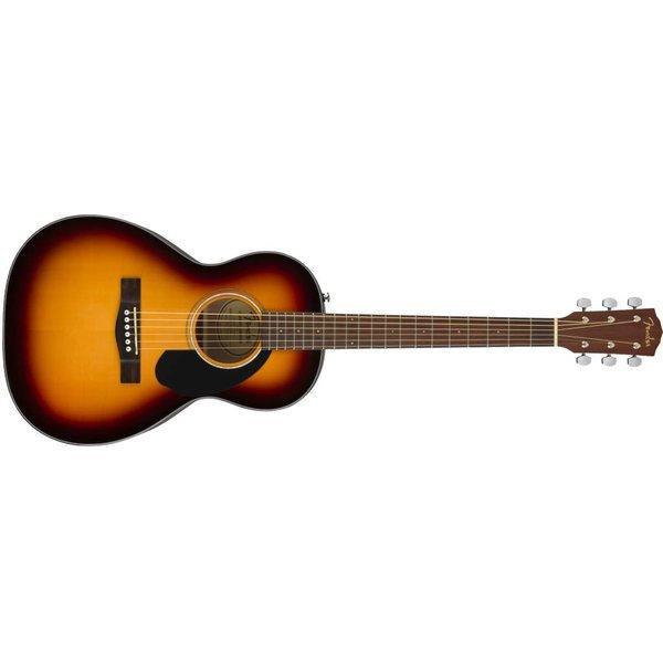 Fender Fender CP-60S Parlor, Walnut Fingerboard, Sunburst