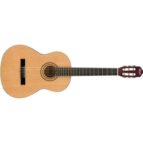 Fender Squier SA-150N Classical, Satined Hardwood Fingerboard, Nat