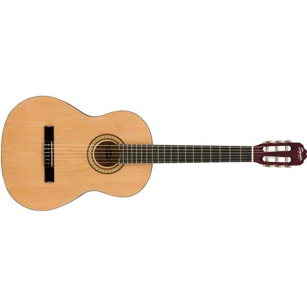 Squier Fender Squier SA-150N Classical, Satined Hardwood Fingerboard, Nat