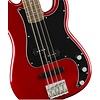 Fender Vintage Modified Precision Bass PJ, Laurel Fingerboard, Candy Apple Red