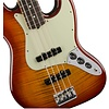Fender 2017 Limited Edition American Professional Jazz Bass FMT, Aged Cherry Burst