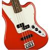 Fender Player Jaguar Bass, Pau Ferro Fingerboard, Sonic Red