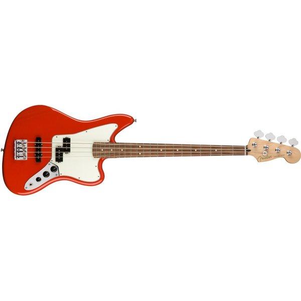 Fender Fender Player Jaguar Bass, Pau Ferro Fingerboard, Sonic Red