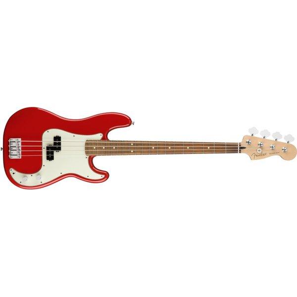 Fender Fender Player Precision Bass, Pau Ferro Fingerboard, Sonic Red