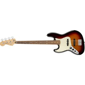 Fender Fender Player Jazz Bass Left-Handed, Pau Ferro Fingerboard, 3-Color Sunburst