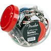"""Fender California Series Cables, 6"""", Bowl of 20 Assorted"""