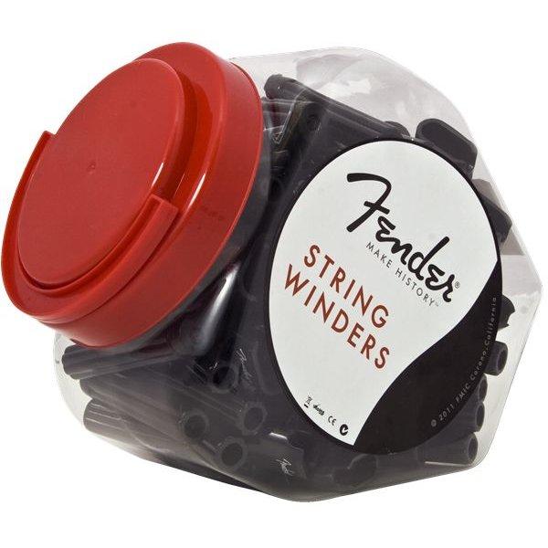 Fender Fender String Winders, Black (Bowl of 50)