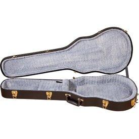 Gretsch Guitars Gretsch G6238FT Solid Body Flat Top Hardshell Case, Black