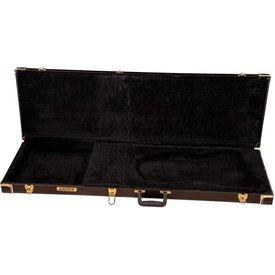 Gretsch Guitars Gretsch G6281 Deluxe Billy-Bo Jupiter Thunderbird Hardshell Case, Black