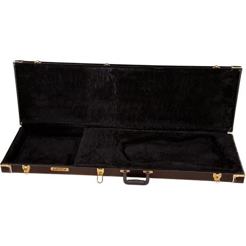 Gretsch G6281 Deluxe Billy-Bo Jupiter Thunderbird Hardshell Case, Black