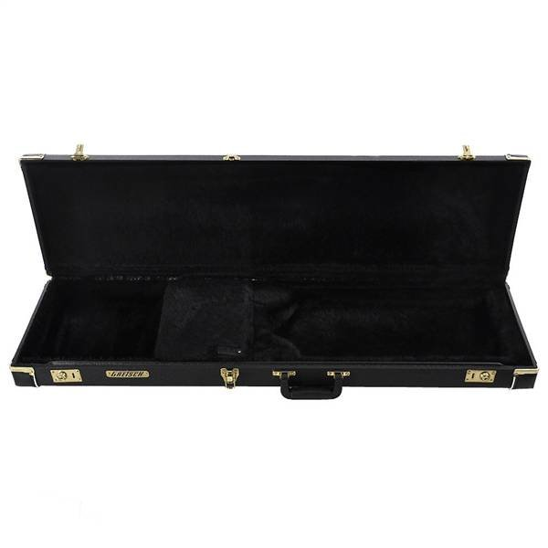 Gretsch Guitars Gretsch G6239 Bo Diddley Case, Black