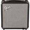Fender Affinity Series Precision Bass PJ Pack, Laurel Fingerboard, Black, Gig Bag, Rumble 15 - 120V