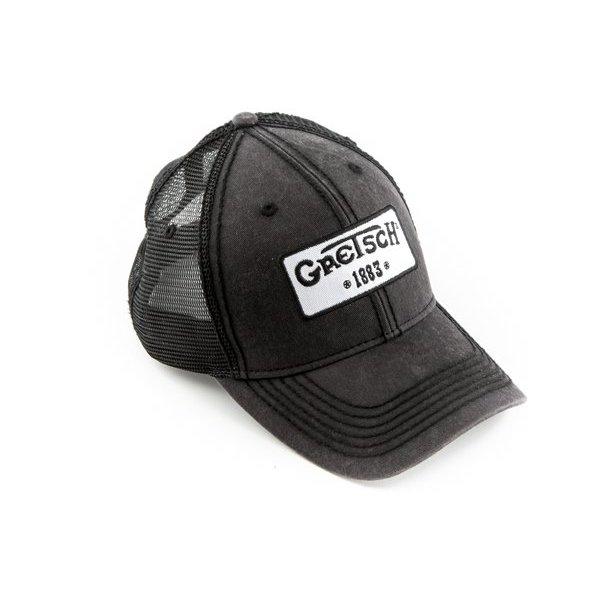 Gretsch Guitars Gretsch Gretsch Trucker Hat 1883 Logo