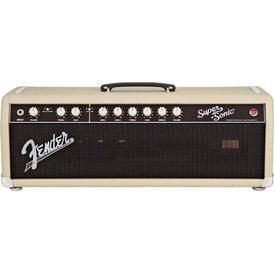 Fender Fender Super-Sonic 60 Head, Blonde, 120V