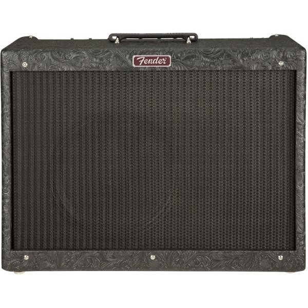 Fender Fender Limited Blues Deluxe Reissue, Black Western, 120V