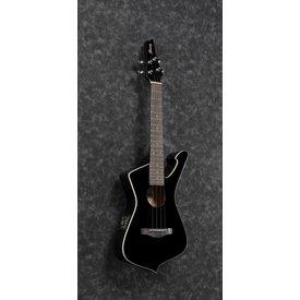 Ibanez Ibanez UICT10BK Ukulele Series - Black Gloss
