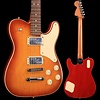 Fender Limited Edition Troublemaker Telecaster Rosewood Ice Tea Burst SN: LE04841