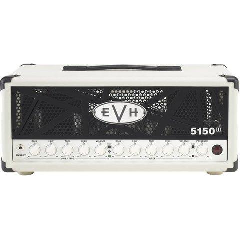 EVH 5150III 50W Head, Ivory, 120V