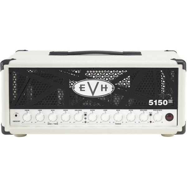 EVH EVH 5150III 50W Head, Ivory, 120V