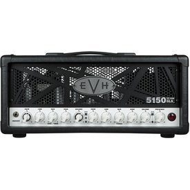 EVH EVH 5150III 50W Head, Black, 240V AUS