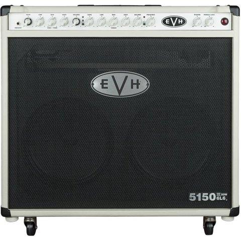EVH 5150III 2x12 50W 6L6 Combo, Ivory, 240V AUS