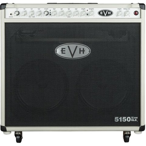 EVH 5150III 2x12 50W 6L6 Combo, Ivory, 220V ARG