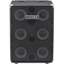 Fender Fender 610 Pro Speaker Cabinet, Cast Frame Speakers, Horn w/ Attenuator
