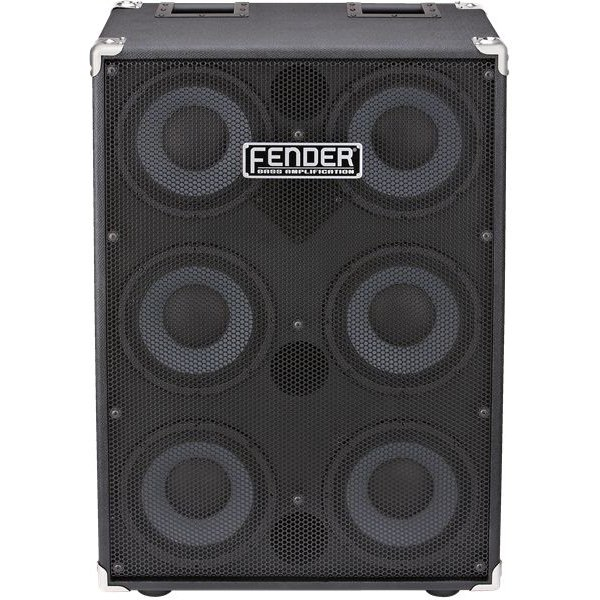 Fender Fender 610 Pro Speaker Cabinet, Cast Frame Speakers, Horn w/ Attenuator