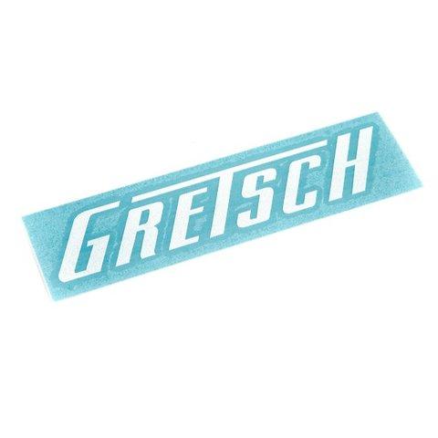 Gretsch Gretsch Die Cut Window Sticker