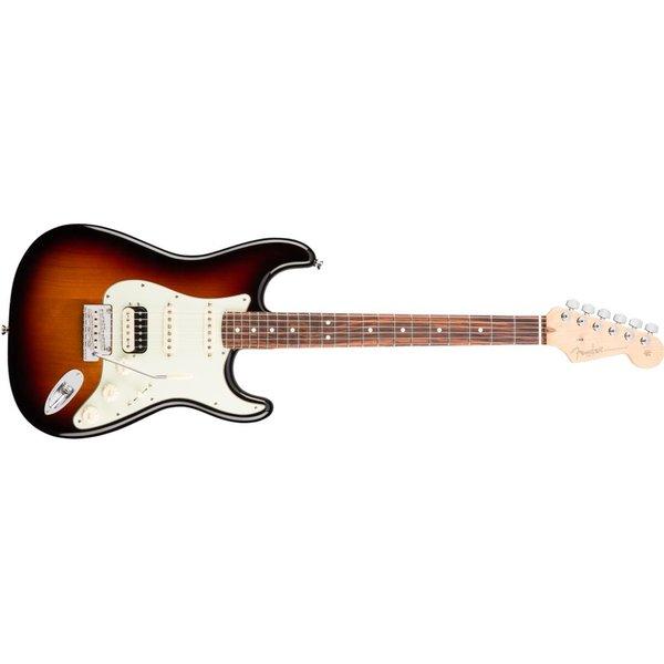 Fender Fender American Pro Stratocaster HSS ShawBucker, Rosewood Fingerboard, 3-Color Sunburst