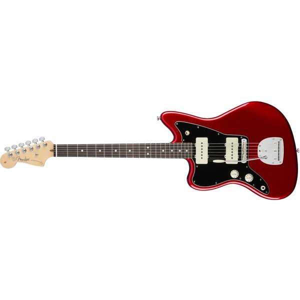 Fender Fender American Pro Left-Handed Jazzmaster, Rosewood Fingerboard, Candy Apple Red