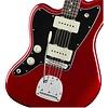Fender American Pro Left-Handed Jazzmaster, Rosewood Fingerboard, Candy Apple Red
