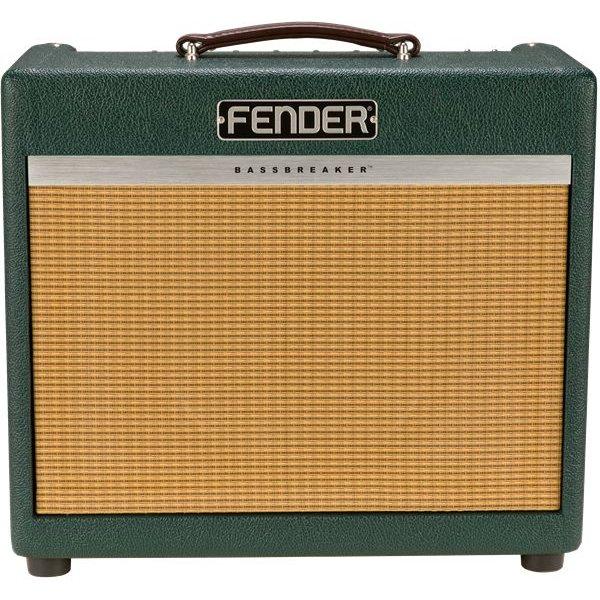 Fender Fender Limited Edition Bassbreaker 15 Combo, Emerald, 120V