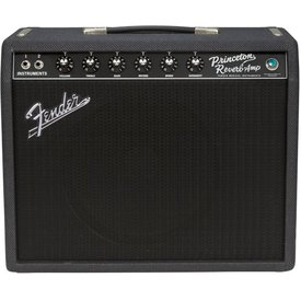 Fender Fender Limited Edition '68 Princeton, Black Lacquered Tweed, 120V