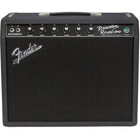 Fender Fender Limited Edition '68 Princeton, Black Lacquered Tweed, 120V