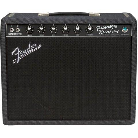 Fender Limited Edition '68 Princeton, Black Lacquered Tweed, 120V