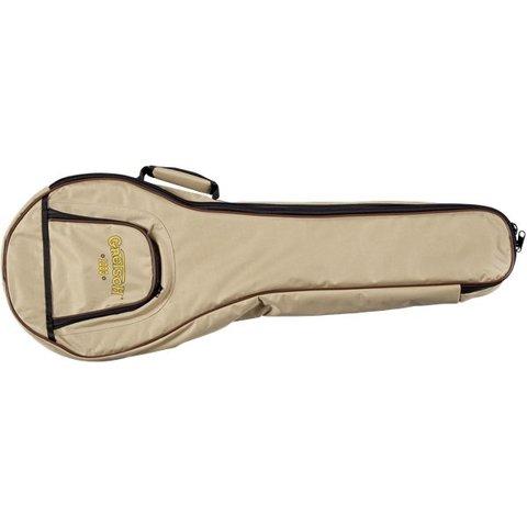 Gretsch G2183 Dixie 6 Banjo Gig Bag, Brown