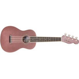 Fender Fender Zuma Classic Concert Uke, Walnut Fingerboard, Burgundy Mist