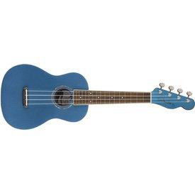 Fender Fender Zuma Classic Concert Uke, Walnut Fingerboard, Lake Placid Blue