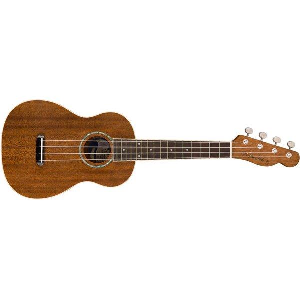 Fender Fender Zuma Concert Ukulele, Walnut Fingerboard, Natural